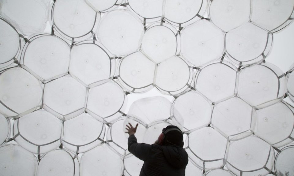 bubble buildings dome 4