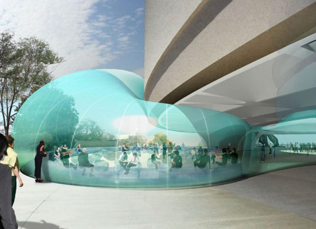 Bubble Buildings 13 Structures You Ll Wish You Could Pop