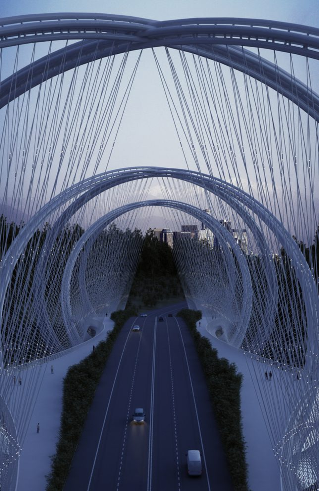 double helix bridge 5