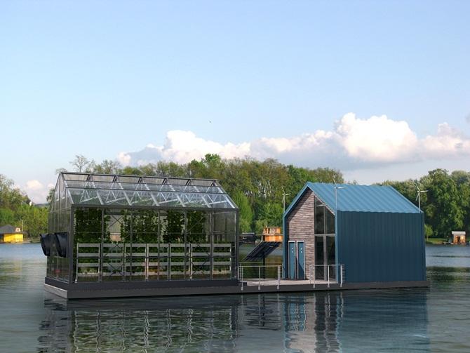 eco barge