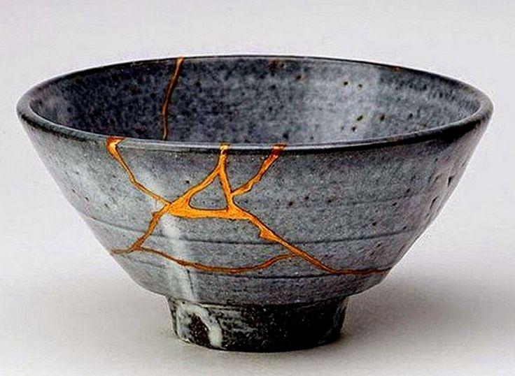 goldinfill pottery