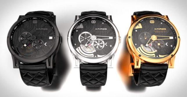 smart watch kairos