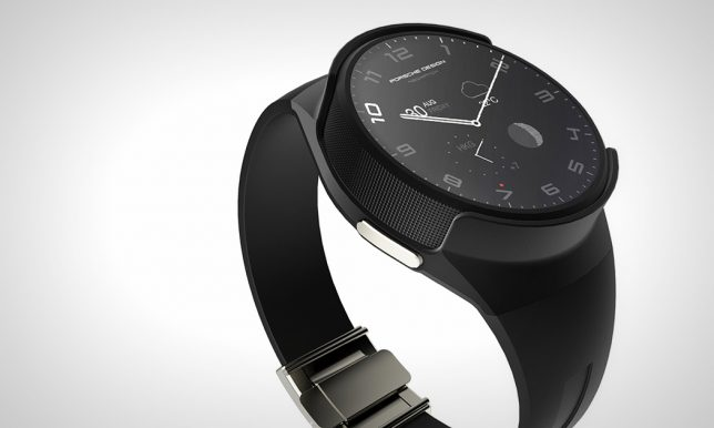 Time for New Technology: 13 Modern Wristwatch Designs ...