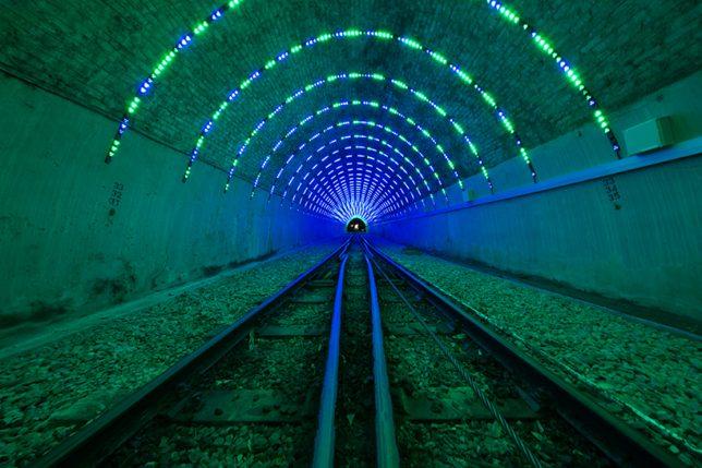 tunnel LED 3