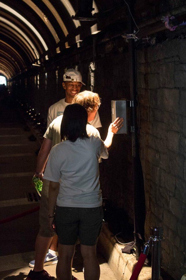 tunnels voice 2