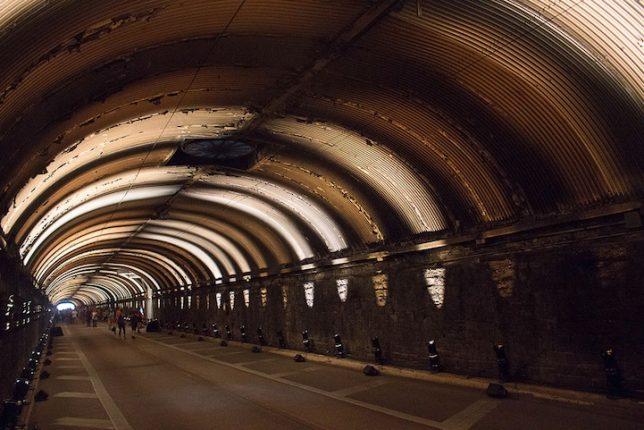 tunnels voice 3