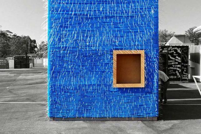 wrap facade bluetube