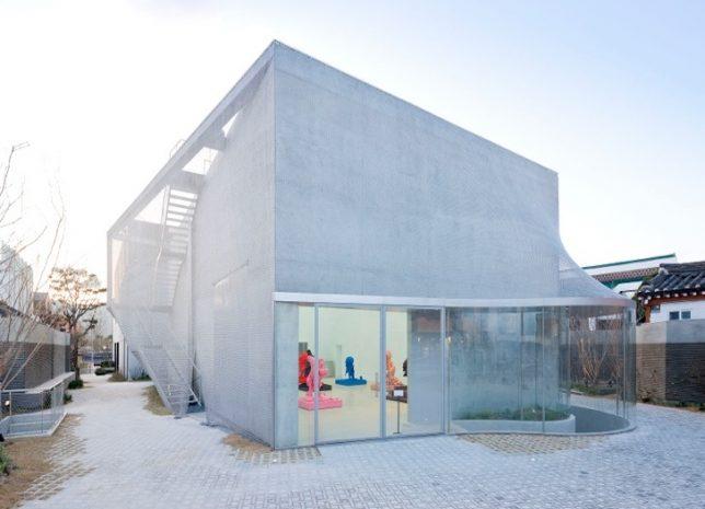 wrap facade mesh