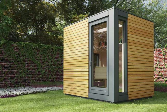 Prefab Office Pods 14 Studios Workspaces Made For Your Backyard