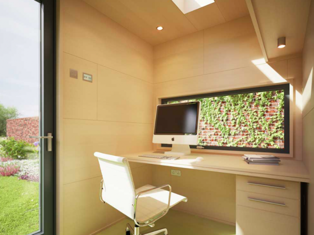 Prefab Office Pods Studios Workspaces Made For Your Backyard - Prefab backyard office
