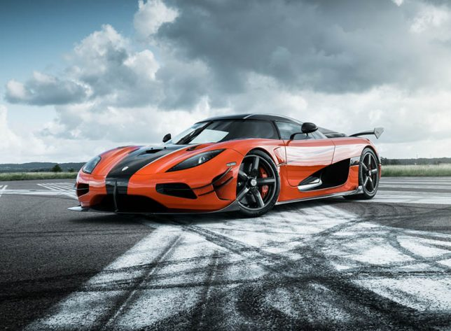 Billed As The Worldu0027s First U0027megacar,u0027 The Koenigsegg Agera RS (with A  Single, One Of A Kind U0027XSu0027 Version Located In The United States) Is Set To  Become One ...