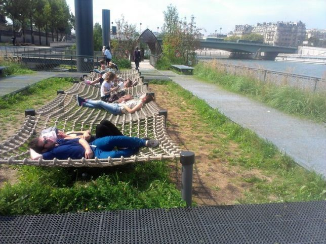 city furniture hammock