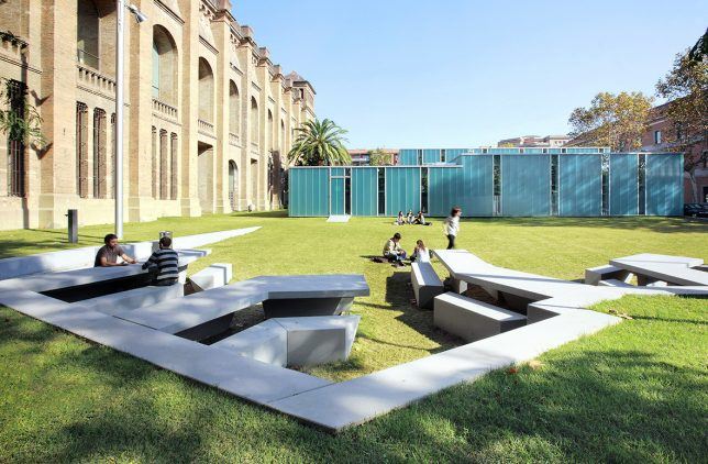 Urban Design Furniture the city is your living room: 15 modern street furniture designs