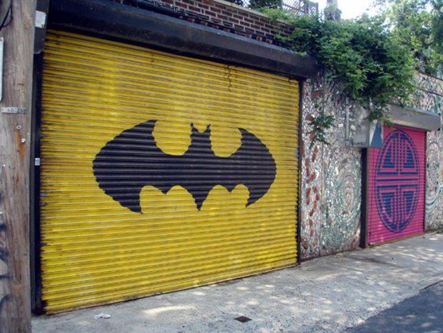 close calls: 12 breathtakingly creative garage doors | urbanist
