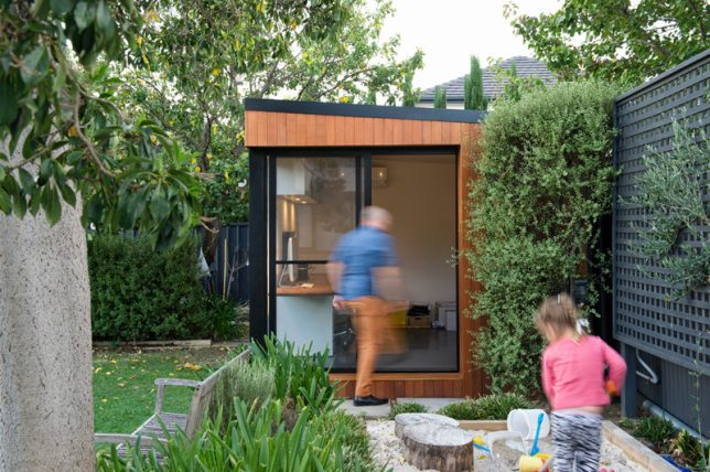 ... One Corner Entirely Consisting Of Glass, The U0027Coobau0027 By InOutside Is A  Prefab Modern Room Thatu0027s Ready To Be Dropped Into Your Backyard As A Studio,  ...