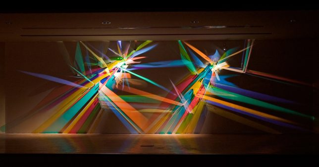 light art prisms