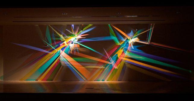 light art prisms