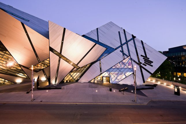 Royal Ontario Museum Toronto Canada