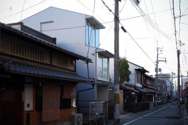 narrow kyoto