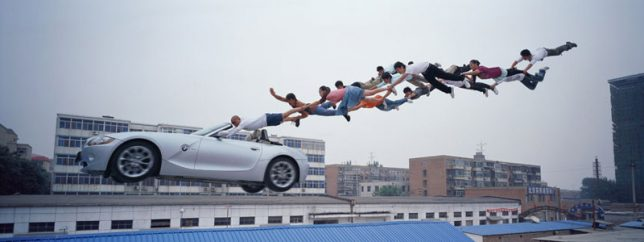 not shopped li wei 23