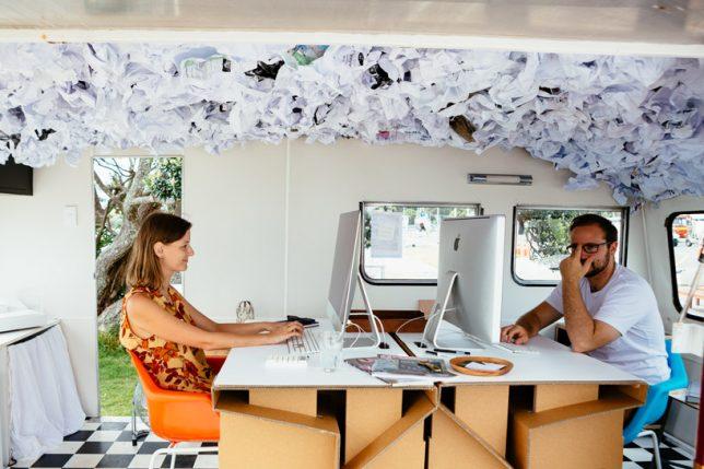 office caravan 2