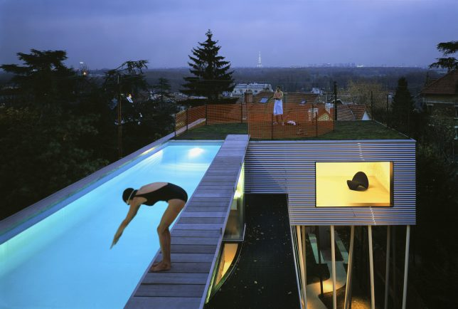Residential Rooftop Gardens private urban paradise: 13 dreamy residential rooftop pools