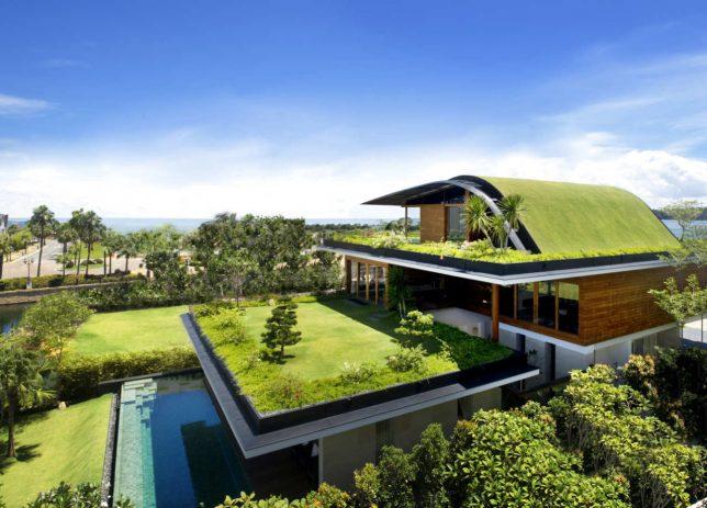 rooftop oasis sky garden