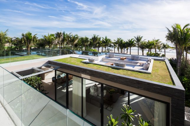 rooftop oasis tropical 1