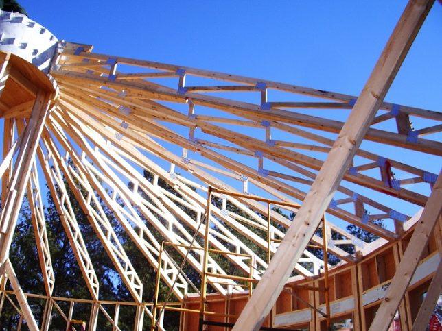 round structural design