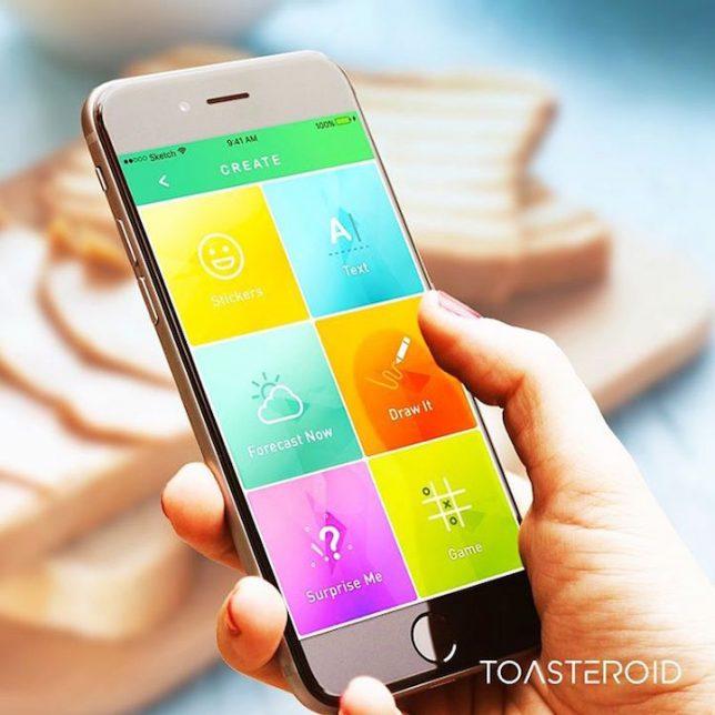 toasteroid 5