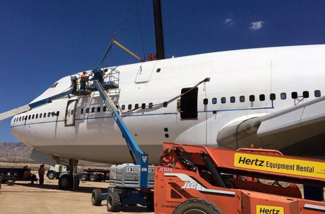 747 work