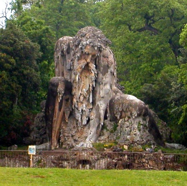 Old Garden Statue: Still Standing Tall: 7 Monumental Statues Of The Ancient
