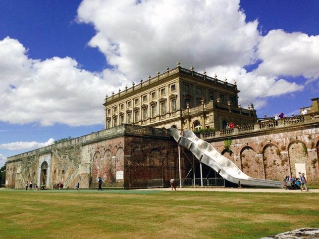 city slides cliveden house