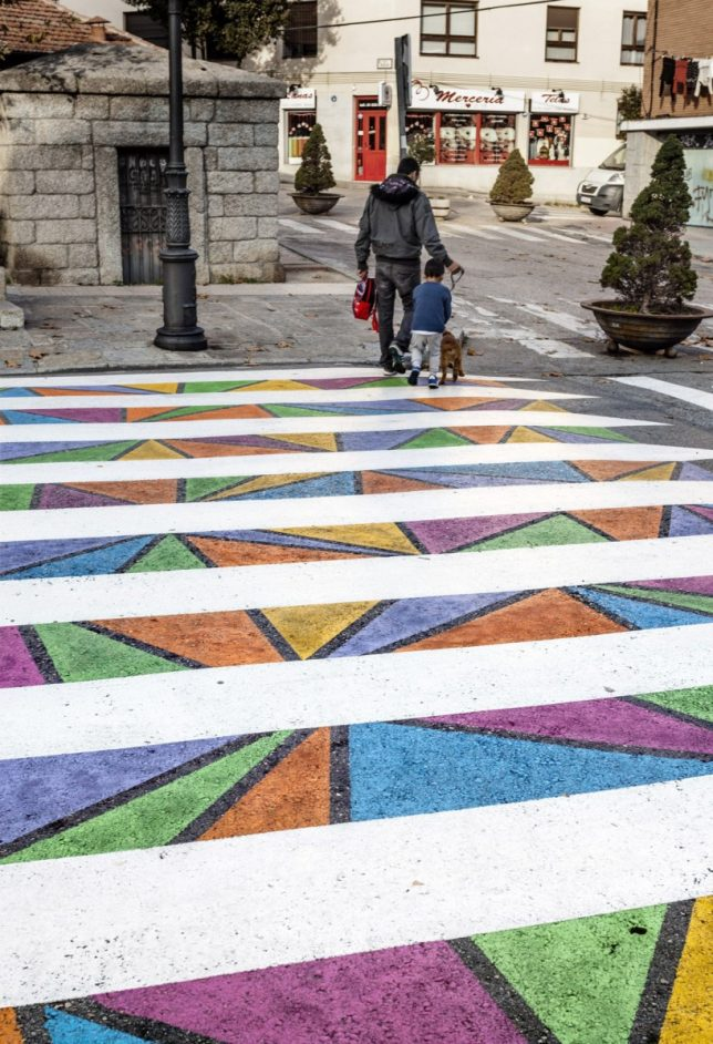 crosswalk geometries