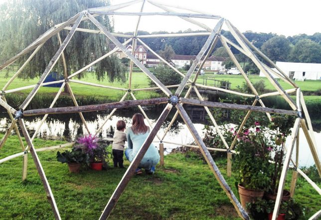 diy-garden-wood-dome