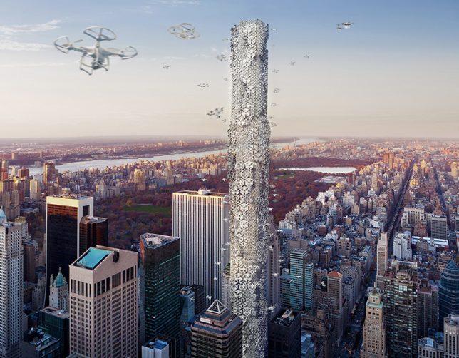 drone-design-skyscraper
