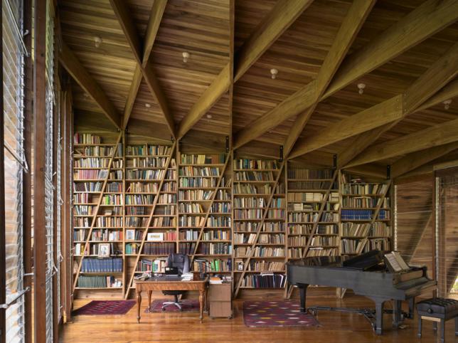 home-library-casa-kike