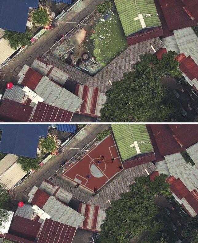 non-rectangular-football-field