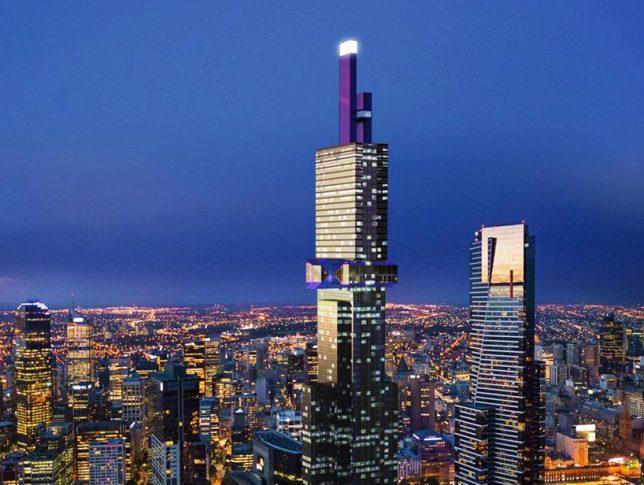 skyscraper australia