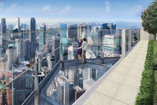 skyscrapers singapore 2