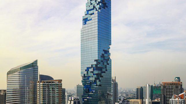tallest buildings maha 2