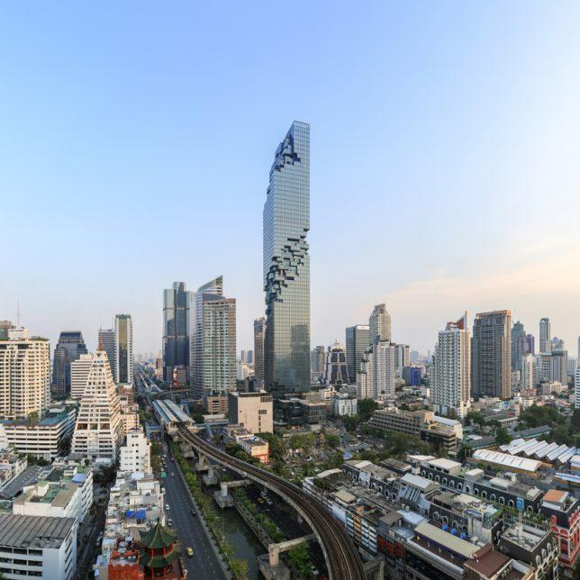 tallest buildings maha