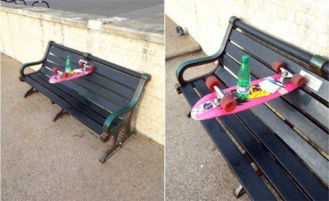 urban hacking skateboard 1
