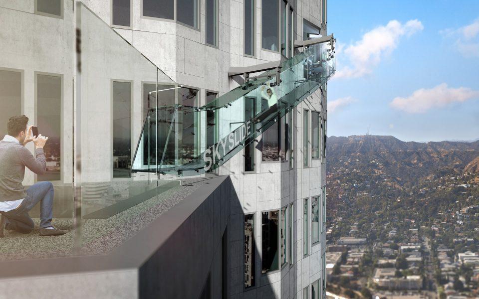urban slide LA 2