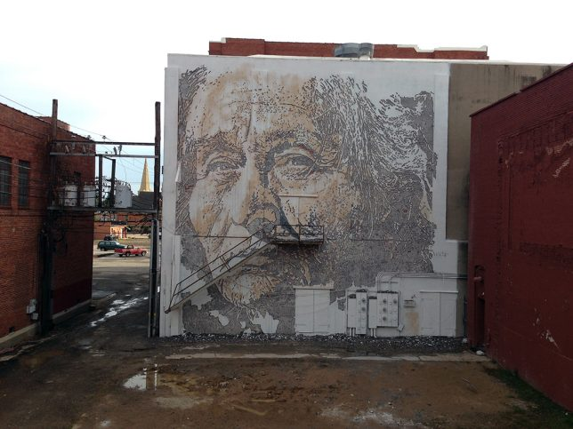 vhils scratched mural 7