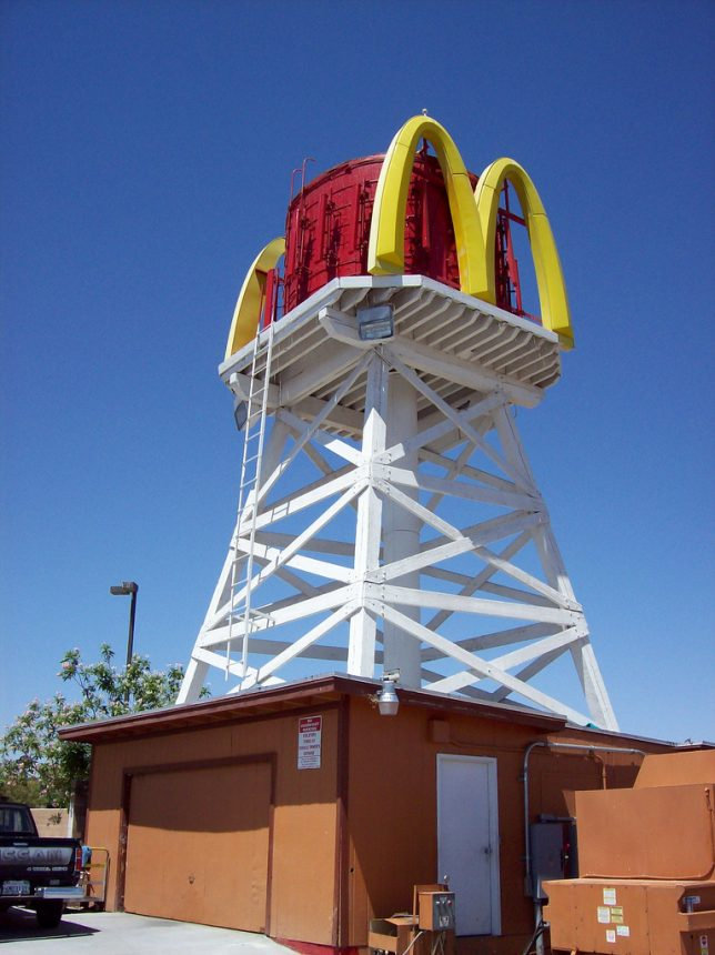 Wet Look: 12 (More) Cool Creative Water Tanks & Towers ...