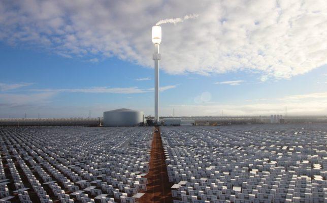 sundrop-farm-solar-tower