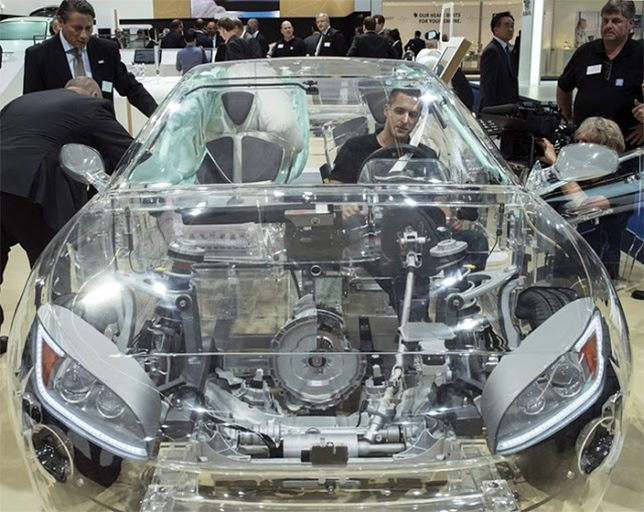 Totally Transparent 14 See Through Homes Cars Gadgets