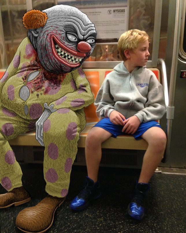 creepy-subway-clown
