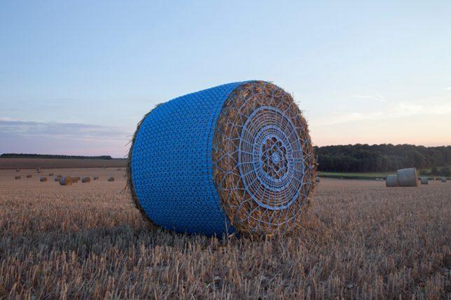 crocheted-hay-bale
